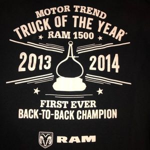 Other - Motor Trend Truck Of The Year Ram 1500 Tee